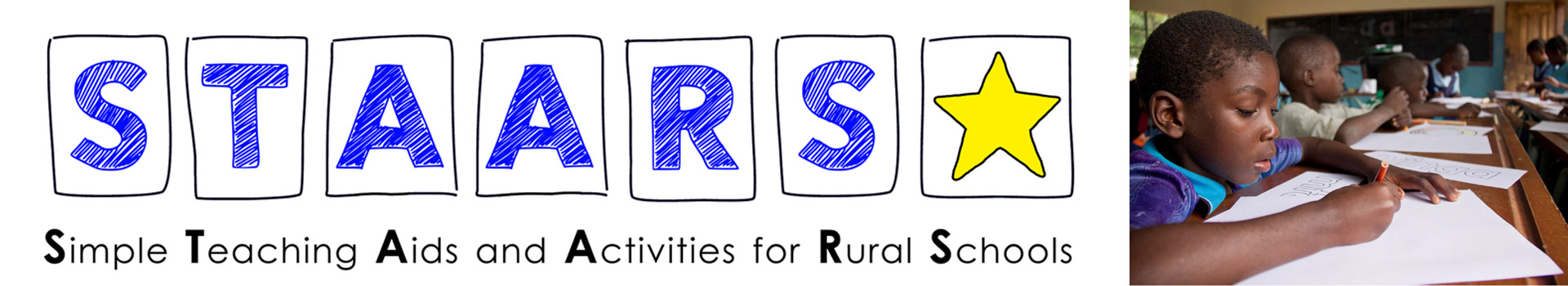 STAARS - Simple Teaching Aids and Activities for Rural Schools