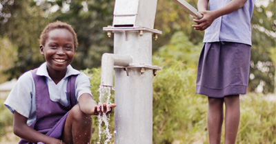 water and sanitattion for Mphata School, Zambia
