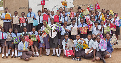 School menstruation management in zambia